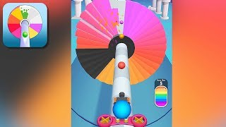Paint Pop 3D - Gameplay Trailer (iOS, Android)