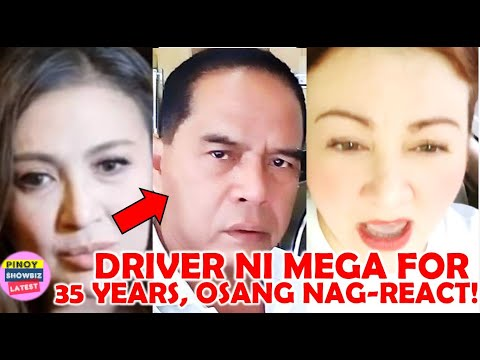 ROSANA ROCES NAG-REACT SA POST NG DRIVER NI SHARON CUNETA SA IG! SHARON MAY SAGOT KAY OSANG! -  (2020)