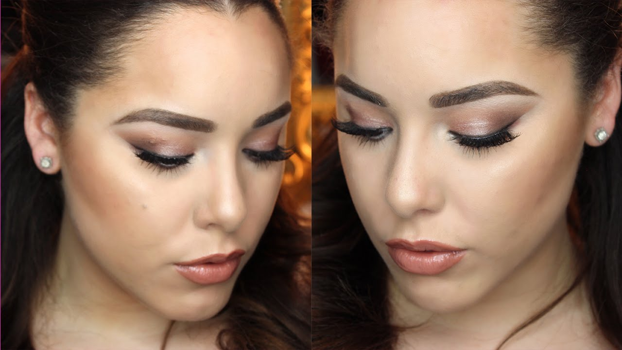 Wedding Day Drugstore Makeup : Bridesmaid or Guest of Wedding Makeup ? Drugstore Tutorial ...