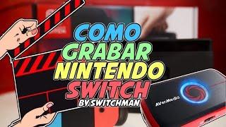 COMO GRABAR o CAPTURAR Nintendo Switch con Avermedia LGP2