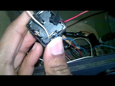 Installing a relay on Backup Camera with a Diagram  YouTube