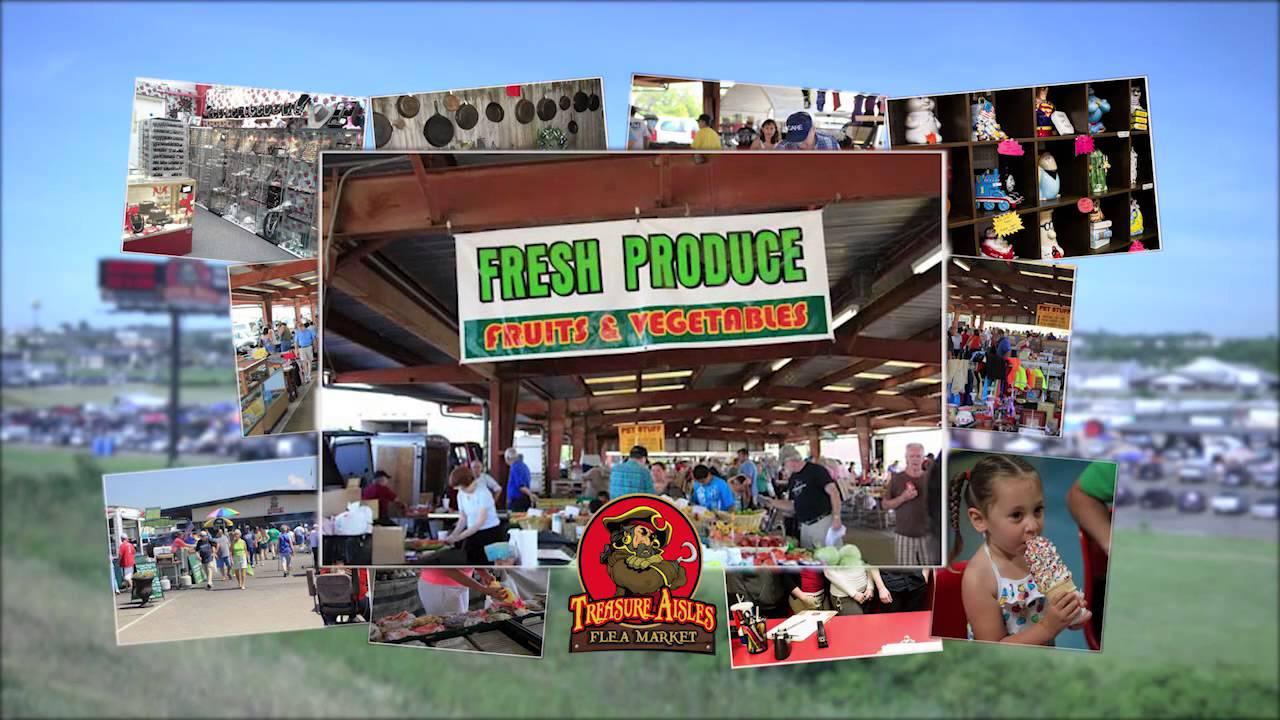 summer fun at treasure aisles flea market youtube. Black Bedroom Furniture Sets. Home Design Ideas