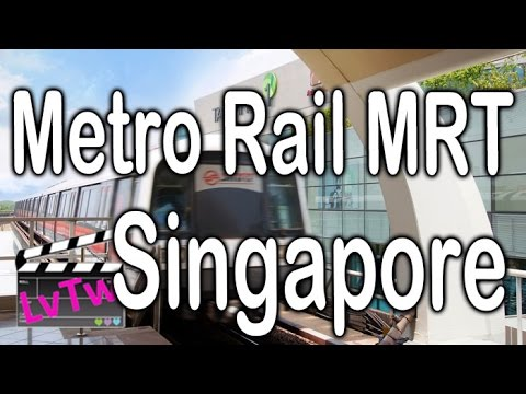 Singapore MRT (subway)