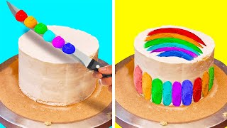 28 EASY WAYS TO DECORATE DESSERTS AT HOME || COOKIE, CAKE AND CUPCAKE DECOR IDEAS