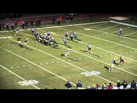 Daniel Robert-Briarwood Christian School football