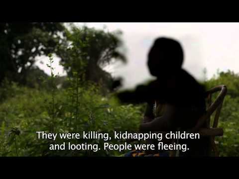 Congo villagers gripped by LRA terror