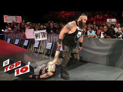 Thumbnail: Top 10 Raw moments: WWE Top 10, September 18, 2017