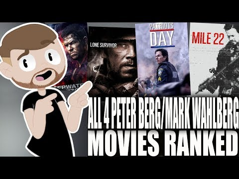 All 4 Peter Berg and Mark Wahlberg Movies Ranked Worst to Best