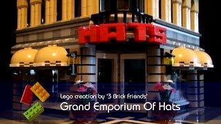 Lego Grand Emporium Of Hats