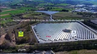 Susville : Un nouveau parc de production d'énergie renouvelable en Isère