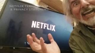 """Pete Smith - Rant: Netflix 45 page """"Terms Of Use & Privacy Statement"""" Mp3"""