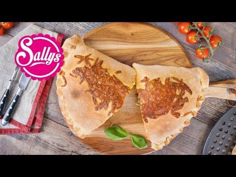 Pizza Calzone / Pizzataschen / Sallys Welt