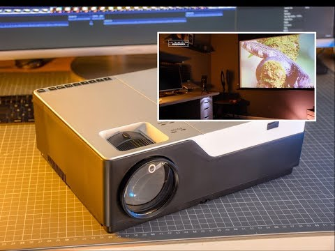 Finally An Affordable FULL HD 1080P Projector   The Artlii Stone 1