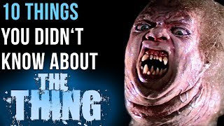 10 Things You Didn't Know About John Carpenter's The Thing