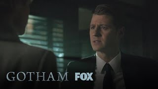 Barbara & Gordon Talk About The Baby | Season 5 Ep. 8 | GOTHAM