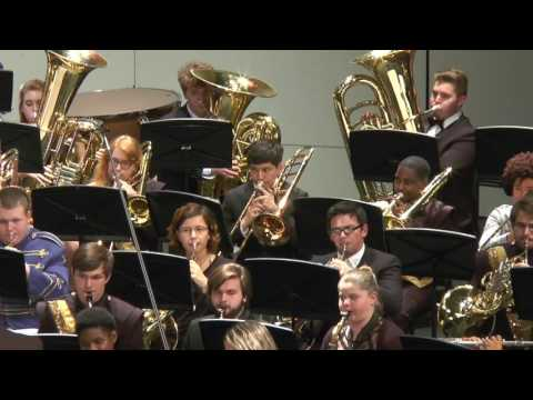 All County Band Senior Concert 2017