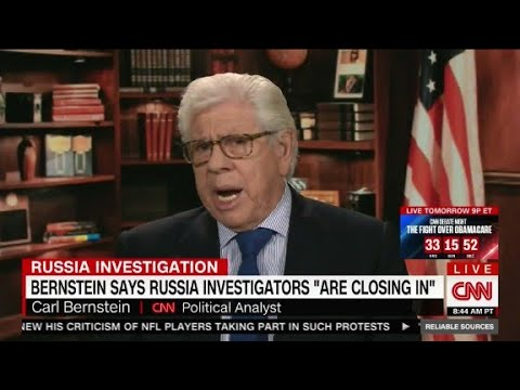 Carl Bernstein: Russia probes are 'closing in'