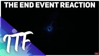 The End Event Reaction (Fortnite Battle Royale)