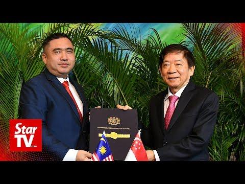 Singapore and Malaysia to defer Johor Baru-Woodlands RTS Link till Sept 30