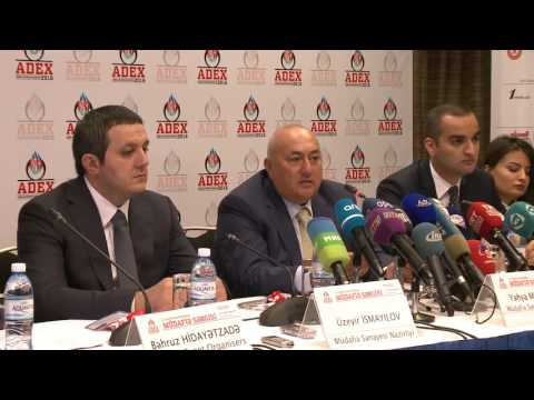 ADEX 2016 Press Conference