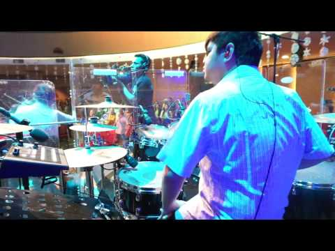 Besar Di Dalamku - True Worshippers (Drum Cover)