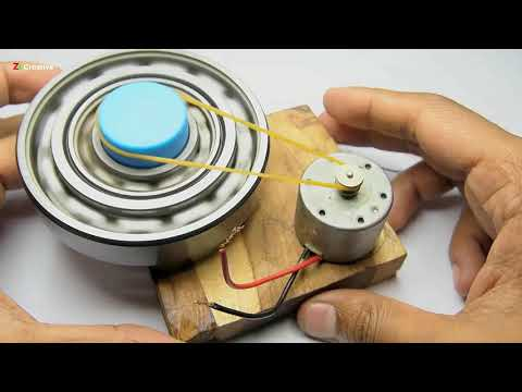 best free energy generator machine 2019 | Easy make energy
