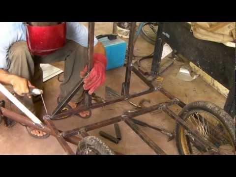 cargo trike in africa