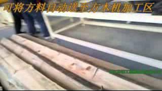Shengong Log multi saw blade machine production