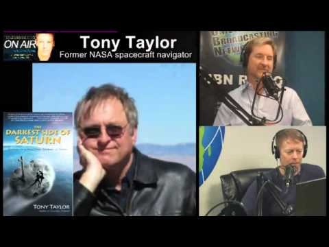 ASTEROID! TONY TAYLOR - The Darkest Side of Saturn - Odyssey of a Reluctant Prophet of Doom