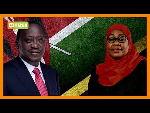 Tanzanian president expected in Kenya for two day state visit starting Tuesday