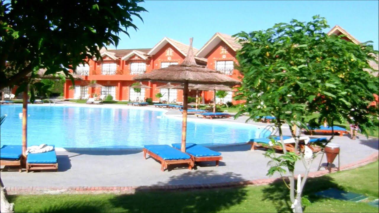 Jungle Aqua Park Hurghada Bungalow 2066 Jap Rundgang