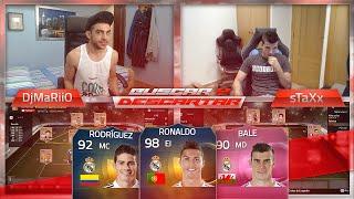 FIFA 15 | BUSCAR Y DESCARTAR | Discard Challenge | sTaXx vs DjMaRiiO