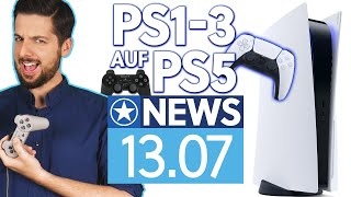 Alle alten PlayStation-Games auf PS5? - News