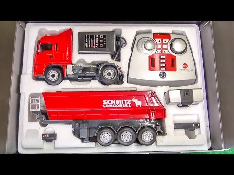 RC Truck gets