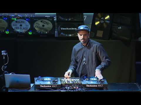 DJ Skillz (France) - Winning Performance From The 2019 DMC World DJ Final - 2 X DMC World Champion