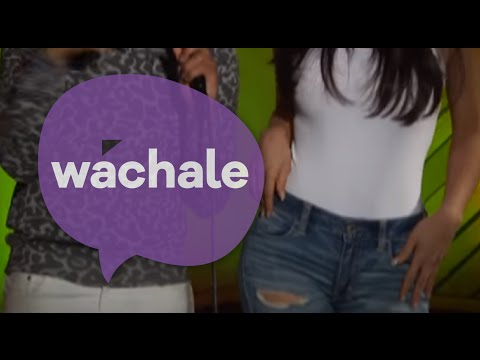 """Download Emeraude Toubia Moving Hips Makes Dennis """"Stiff""""   Wáchale   Comedy Con Acento"""