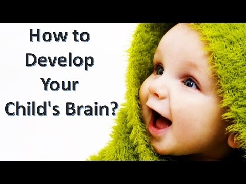 How to Develop your Child's Brain?