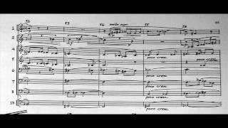 Easley Blackwood - 13 notes Sostenuto