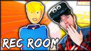SEXUALLY ASSAULTED IN VIRTUAL REALITY | DODGEBALL | HTC VIVE (Rec Room)