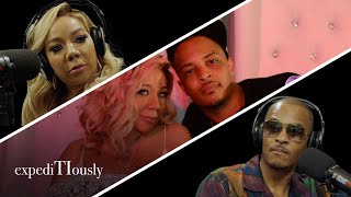 "Tameka ""Tiny"" Harris & T.I. Discuss Their Marriage  