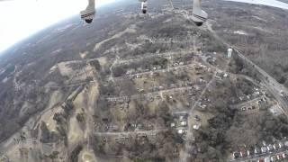 Aerial Tour Of Danville, Va 1 20 15