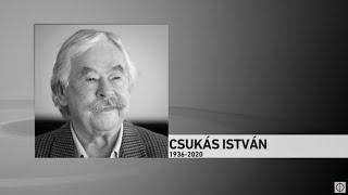 Elhunyt Csukás István