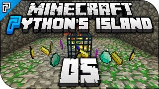Minecraft Survival Island (1.10 PC Let's Play) | Changes! Loot Chests Galore! [Episode 5]
