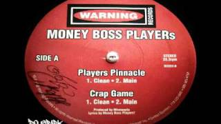 MONEY BOSS PLAYERS- Crap Game ( Clean & Main Version ) [ HQ ]