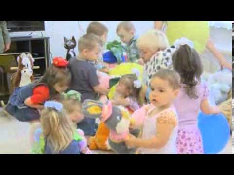 Дети в колонии. Специальный репортаж