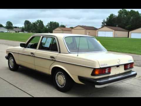 1978 mercedes benz 240d for sale in flushing mi youtube for Mercedes benz 240d for sale