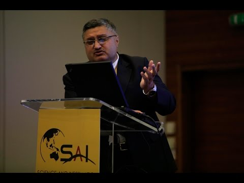 Keynote - Tariq Jamil at SAI Conference 2014 - An Introduction to Complex Binary Number System