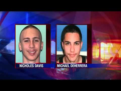 2nd teen who escaped from CYFD custody caught KOB Albuquerque, NM Jan  27,  2015