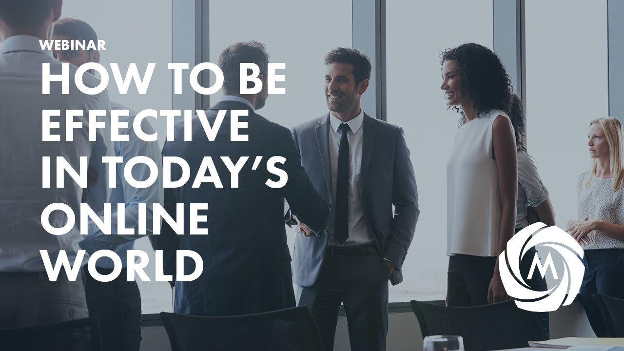 The Art of Persuasion: How to be Effective in Today's Online World video
