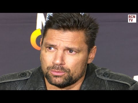 Manu Bennett   Arrow, Spartacus, The Hobbit & Shannara Chronicles